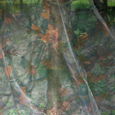 £11.95 • Buy Kct Camouflage Net Clear View Hide Shooting Hunting Woodland Netting 3m X 1.6m