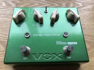 $ CDN51.14 • Buy Vox Time Machine Joe Satriani Signature Delay Guitar Effects Pedal