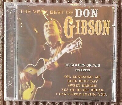 £5 • Buy Don Gibson - The Very Best Of
