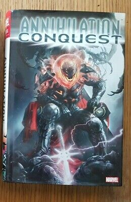£79.99 • Buy Annihilation Conquest Omnibus HC - 2015 - First Printing Like New - OOP