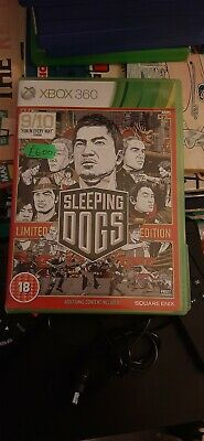 £1.99 • Buy Sleeping Dogs: Limited Edition (Xbox 360)