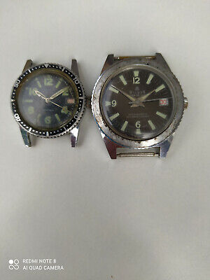 $ CDN29.35 • Buy Vintage Divers Watches Watch For Parts Repair