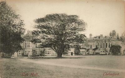 £3 • Buy Early CHELMSFORD New Hall  Essex  Postcard