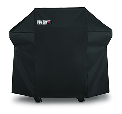 $ CDN194.95 • Buy Weber { Language_tag:en_GB, Value 7106 Grill Cover With Storage Bag For Spirit }