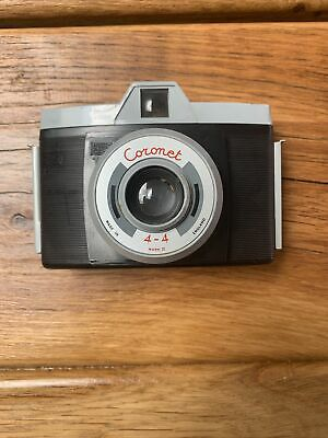 $ CDN11.93 • Buy Vintage Retro Coronet 4-4 Mark 2 Camera With Case And Instructions