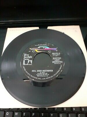£4.99 • Buy Electric Light Orchestra Elo Showdown / Roll Over Beethoven Ua Us Jukebox 45 Vg