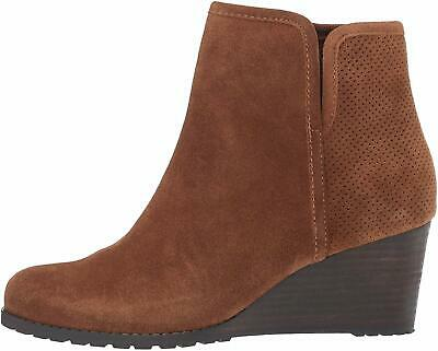 £19.99 • Buy Rockport Women's Shoes Hollis Fabric Round Toe Ankle Fashion, Tan, Size 6.0