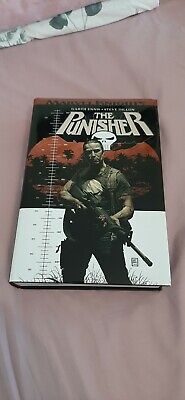 £1.40 • Buy THE PUNISHER MARVEL KNIGHTS OMNIBUS By Garth Ennis - Deluxe Hardback Edition