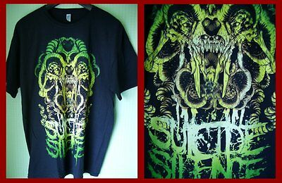 £9.52 • Buy Suicide Silence - Graphic T-shirt  (l)  New & Unworn