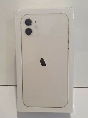 AU500 • Buy Apple IPhone 11 64GB White Smartphone A2221 *New*