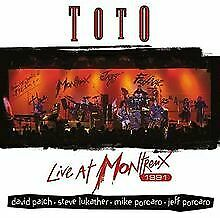 £9.93 • Buy Live At Montreux 1991 By Toto | CD | Condition Very Good