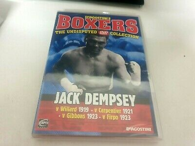 £9.99 • Buy Boxers - The Undisputed DVD Collection -  Jack Dempsey - Boxing History