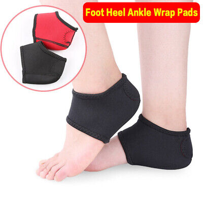 £3.42 • Buy 2* Plantar Fasciitis Socks Foot Heel Ankle Wrap Pad Pain Relief Arch Support 3W