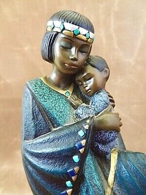 $20 • Buy Mahogany Princess By Parastone - Black Woman With Her Child 1998