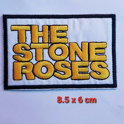 £1.85 • Buy The Stone Roses Embroidered Iron/Sew On Patch