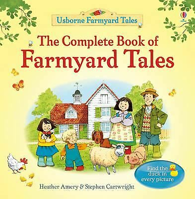 £10.69 • Buy Complete Book Of Farmyard Tales By Heather Amery