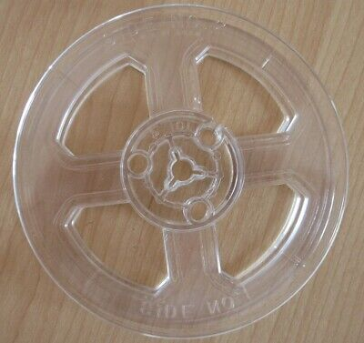 £6.95 • Buy  5  Empty Reel To Reel Tape Spool - In Good  Clean, Used Condition.
