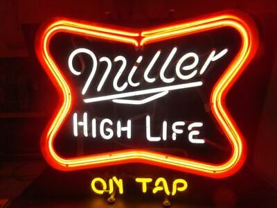 $150 • Buy Vintage Miller High Life On Tap Neon Sign *****  Local Pickup Only