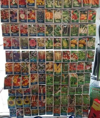 £0.99 • Buy Vegetable Seeds Grow Your Own Carrot Beetroot Onion Tomato Cucumber Herbs Salad