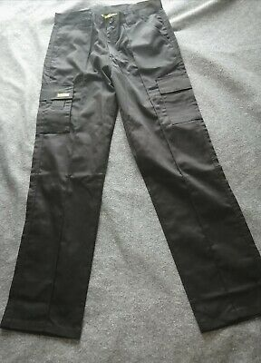 £11.90 • Buy Mens Original Cargo Combat Work Trousers By SITE KING Size 34L