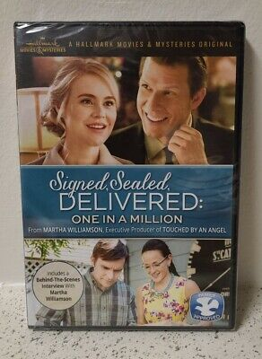 AU66.80 • Buy Signed, Sealed, Delivered: One In A Million (DVD, 2016, Widescreen) New & Sealed