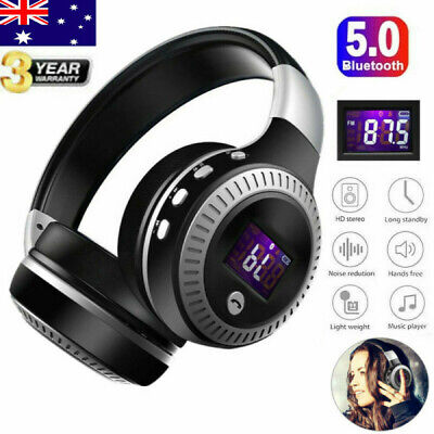 AU27.99 • Buy Pro Gaming Headset With Mic LED Headphones Surround For PC Laptop PS4 Xbox One