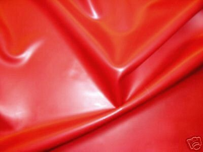£12.50 • Buy Latex Rubber 0.33mm Thick, 92cm Wide, Red, Slight Seconds