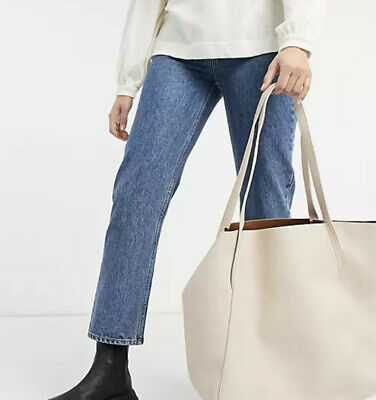 £18 • Buy Oasis Women Oversized Tote Bag In White RRP £35
