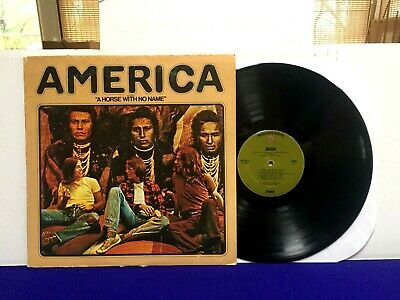 £4.34 • Buy America A HORSE WITH NO NAME 1972 Warner Brothers Green Label VG+/G+
