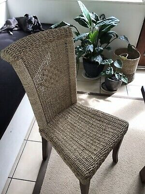 AU400 • Buy 8 Wicker Dining Chairs