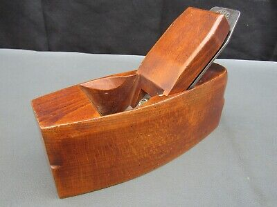 £15 • Buy Wooden Smoothing Plane Vintage Old Tool By Wm Marples & Sons