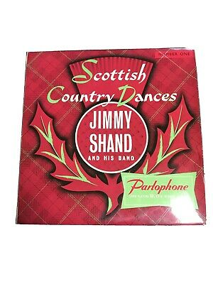 £12.50 • Buy Jimmy Shand And His Band - Scottish Country Dances (10 )