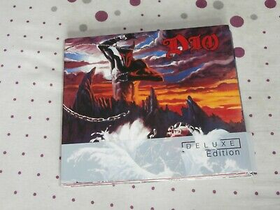 £33.50 • Buy Dio - Holy Diver - 2CD Deluxe Edition