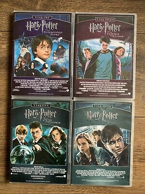 $ CDN34.30 • Buy Harry Potter Complete Collection Years 1-8 DVD Box Set