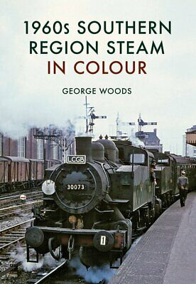 £8.37 • Buy 1960s Southern Region Steam In Colour, New, Paperback