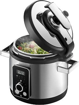 £408.52 • Buy WMF Perfect Multifunctional Cooker Pot With Pressure Electric 8 Programs 1100 W