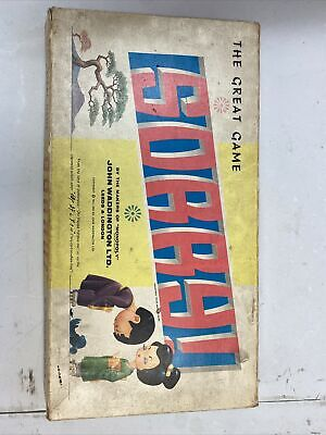 £9.99 • Buy Sorry Board Game By John Waddington - 1963 - 100% Complete