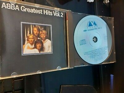 £24.99 • Buy Abba Greatest Hits Vol 2 Polar Cd Made In West Germany By Pdo No Barcode Vg+
