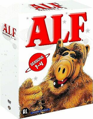 £38.87 • Buy ALF Complete Series 1-4 16 DVD Box Set Collection 1,2,3,4 Region 2 A.L.F. Fr NEW