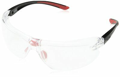 £9.30 • Buy Bolle IRI-S Safety Glasses Clear Bifocal Reading Area +1.5 NON SLIP ANTI SCRATCH