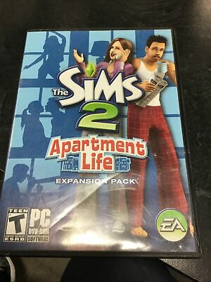 £15.20 • Buy Sims 2: Apartment Life Expansion Pack (PC, 2008) Good Condition Free Shipping!!!