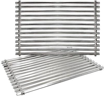 $ CDN52.21 • Buy Replacement BBQ Cooking Grill Grates For Weber Genesis Spirit Stainless Steel