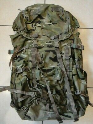 £49.99 • Buy British Army MTP Long Convoluted Rucksack Bergen With Frame USED !!!