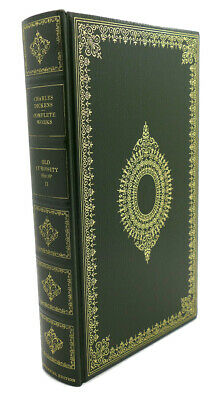 £46.70 • Buy Charles Dickens OLD CURIOSITY SHOP , PART II  Centennial Edition 1st Printing