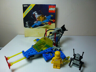£24.99 • Buy LEGO Classic Space Xenon X-Craft (6872) With Original Instructions