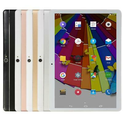 £55.99 • Buy 10.1 Inch Android 10.0 Tablet PC 8+128GB Octa Core Dual SIM Camera Wifi Phablet