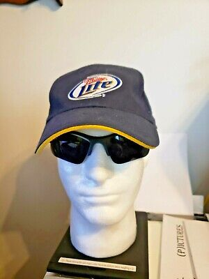 $10.59 • Buy Vintage Miller Lite Hat Pre-owned See Pic For Color And Condition