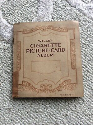 £5 • Buy Will's Cigarette Picture Card Album. Railway Equipment. Complete Set 50 Cards.
