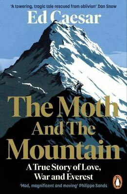 £8.06 • Buy The Moth And The Mountain: A True Story Of Love, War And Everest By Ed Caesar