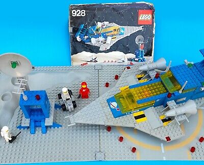 £119.95 • Buy LEGO Vintage/Classic Space 928 Galaxy Explorer 100% Complete +Instruction Manual